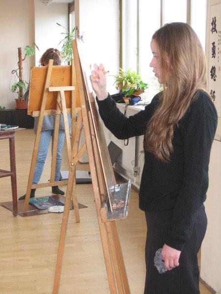 Kunststudium Berlin
